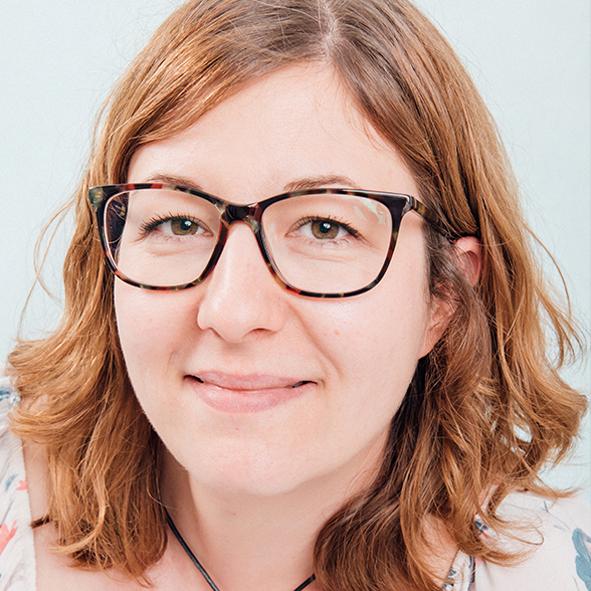 Stiftung Kindergärten Finkenau | VMA Vertretung der Mitarbeitenden | Nicole